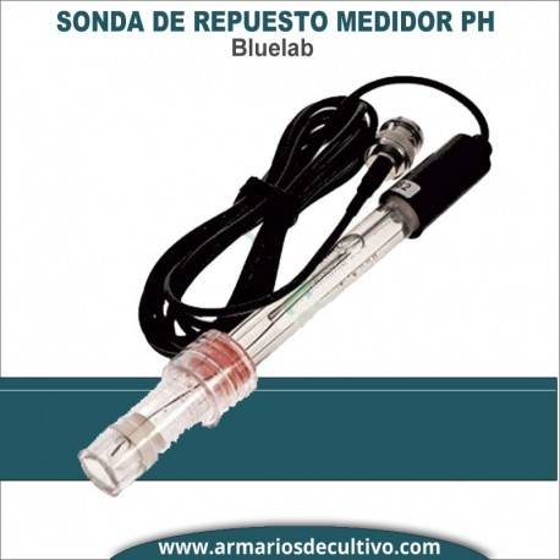 Sonda de Recambio para Medidor PH Bluelab