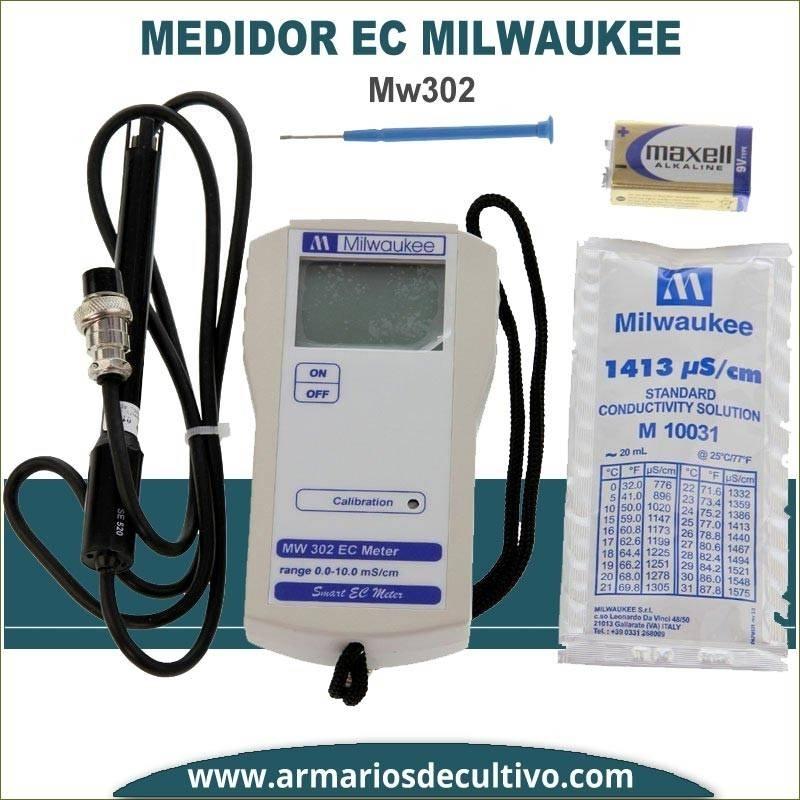 Medidor de EC MW302 Milwaukee