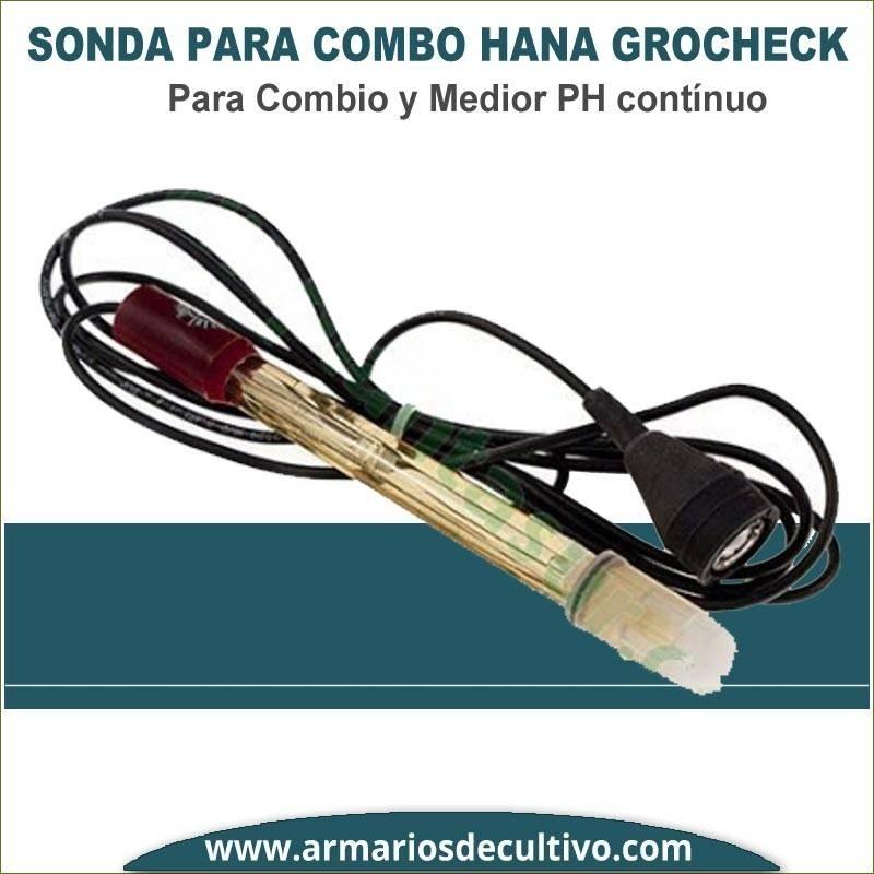 Sonda de Recambio para Combo Hanna Grocheck