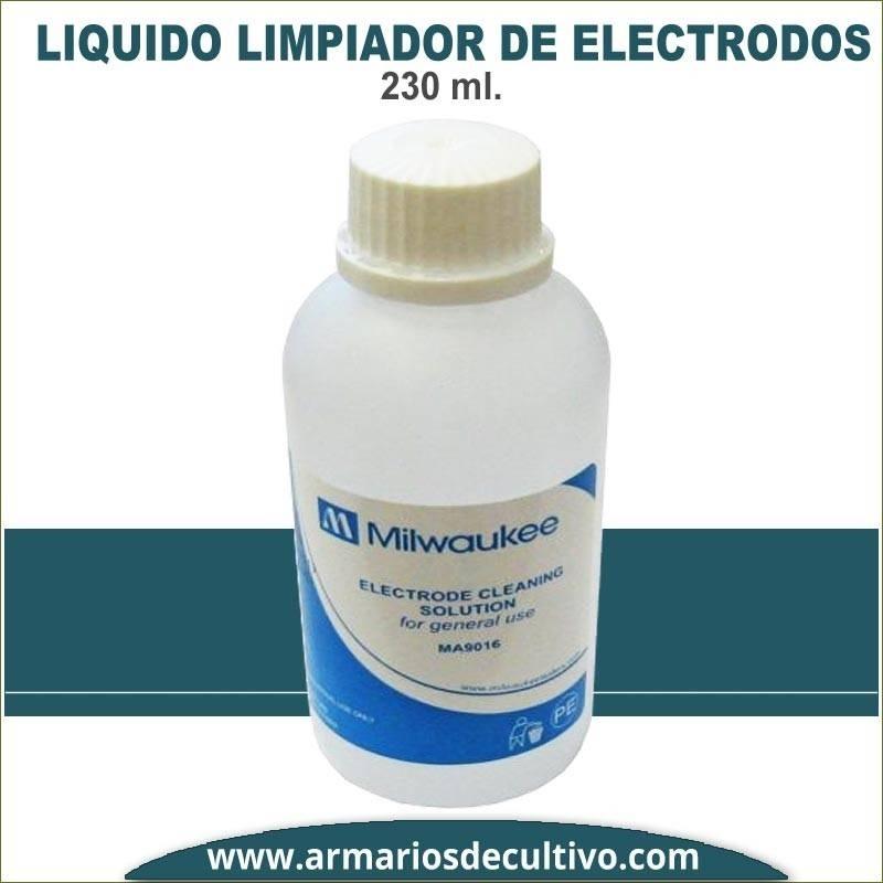 Líquido Limpiador de electrodos 230 ml milwaukee