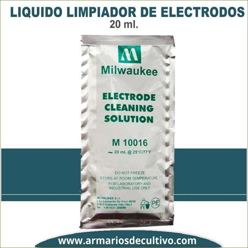 Líquido Limpiador de electrodos 20 ml milwaukee