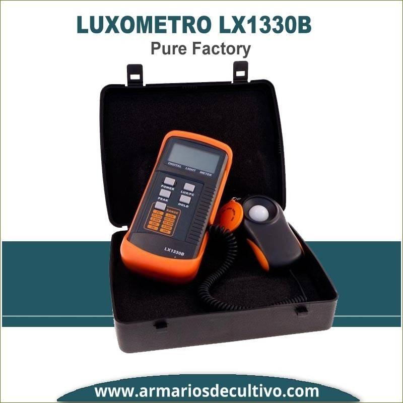 Luxómetro Pure Factory LX1330B