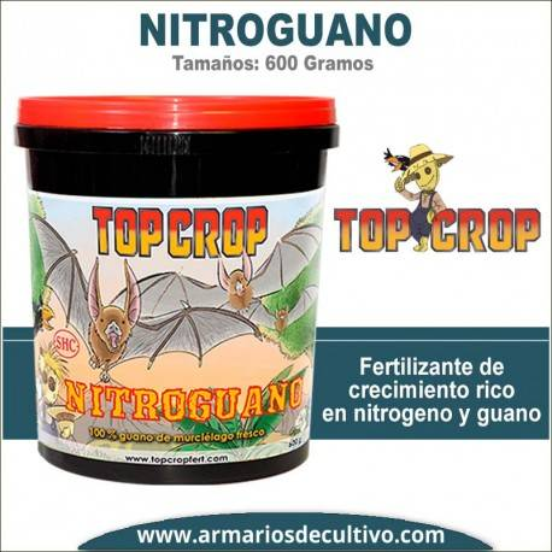Nitroguano (600 gramos)