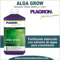 Alga Grow (100 ml, 500 ml y 1 Litro)
