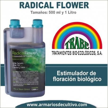 Radical Flower (0.5 y 1 Litros)