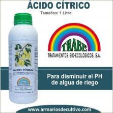 Ácido Cítrico (1 Litro) Trabe