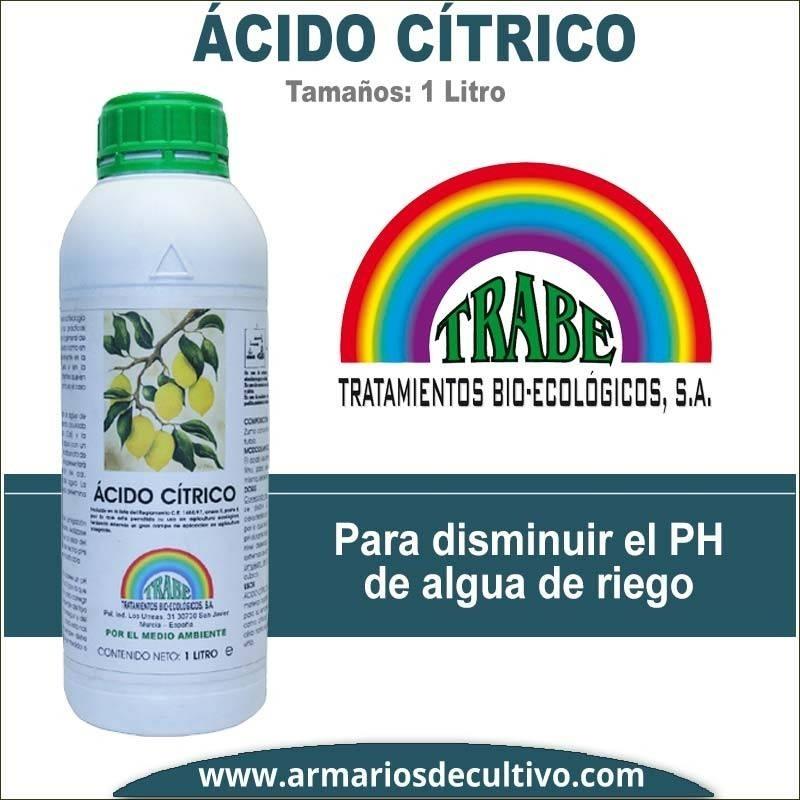 Ácido Cítrico (1 Litro)