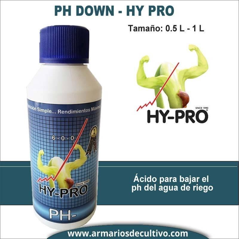 Ph – Hy-pro (0.5 y 1 litros)