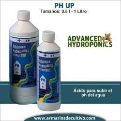 Ph Up Advanced Hydroponics (0.5L-1L)