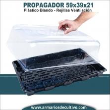 Propagador 57x37x21 Plástico Flexible