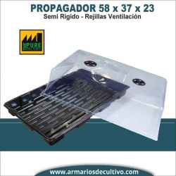 Propagador 58x37x23 Pure Factory Semi Flexible
