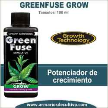 GreenFuse Grow (100 ml) – Growth Technology