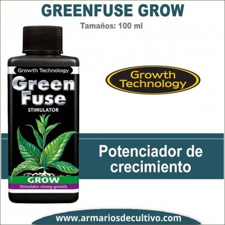 GreenFuse Grow (100 ml) – Growth Technology