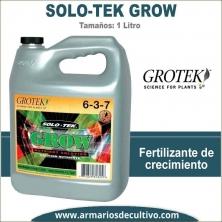 Solo Tek Grow (1 Litro) – Grotek