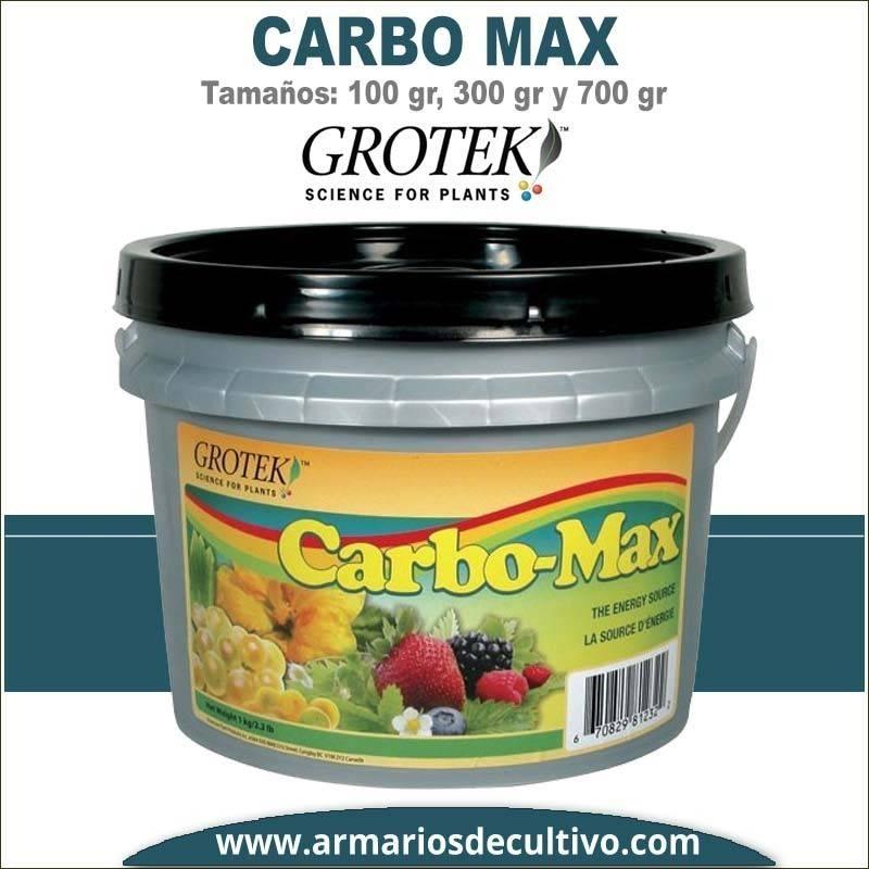 Carbo Max (100, 300 y 700 gramos) – Grotek