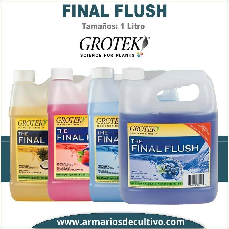 Final Flush (1 Litro) – Grotek