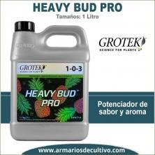 Heavy Bud Pro (1 Litro) – Grotek