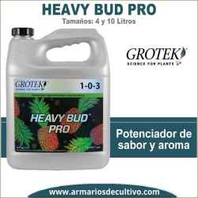 Heavy Bud Pro (4 y 10 litros) – Grotek
