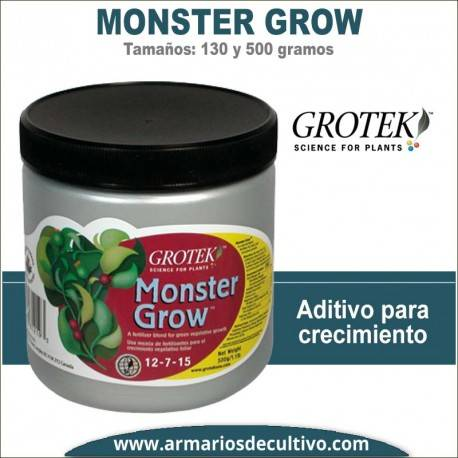 Monster Grow (130 y 500 gramos) – Grotek