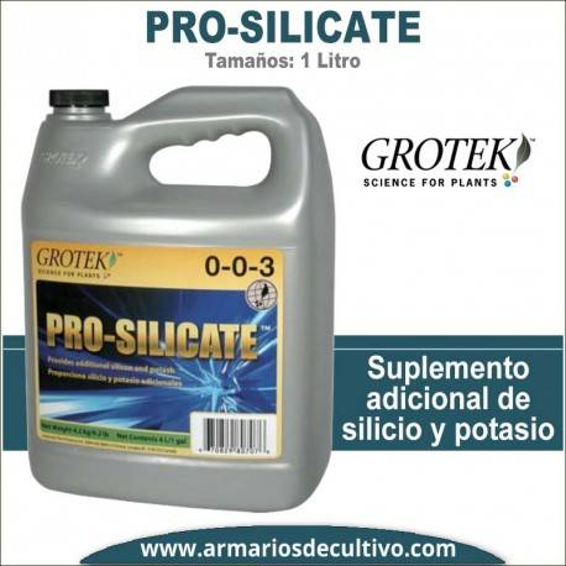 Pro Silicate (1 Litro) – Grotek