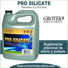 Pro Silicate (4 y 10 Litros) – Grotek