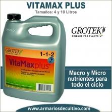 Vitamax Plus (4 y 10 Litros) – Grotek